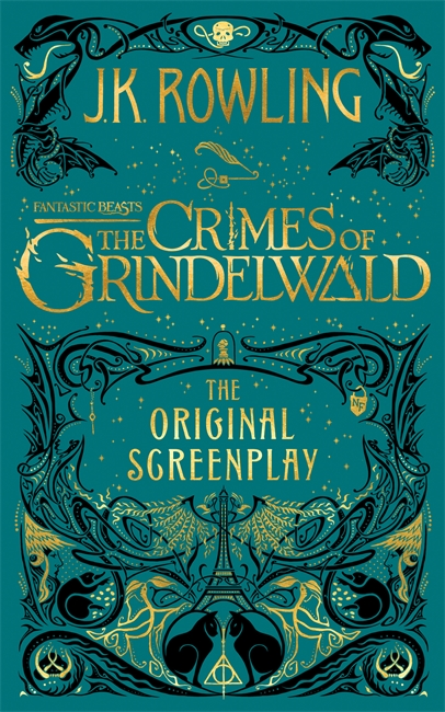 Fantastic Beasts: The Crimes of Grindelwald – The Original Screenplay(HB)