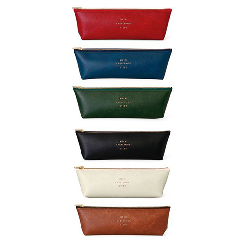 Black, Ivory, Brown, Red, Navy, Green