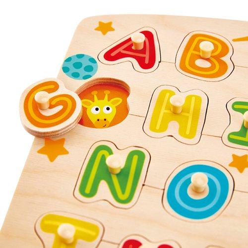 E1505 字母啟蒙小抓手拼圖