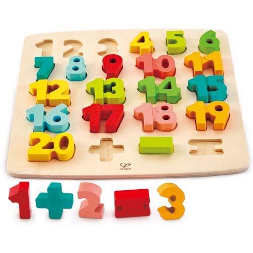 E1550 數字啟蒙立體拼圖